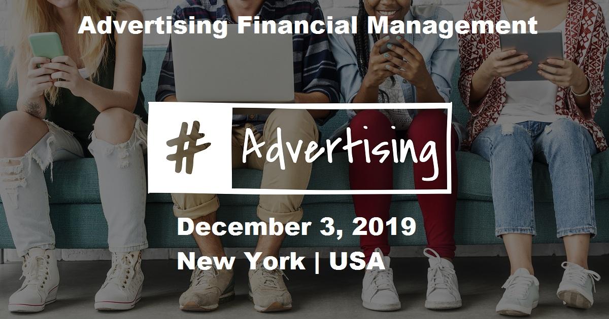 Advertising Financial Management