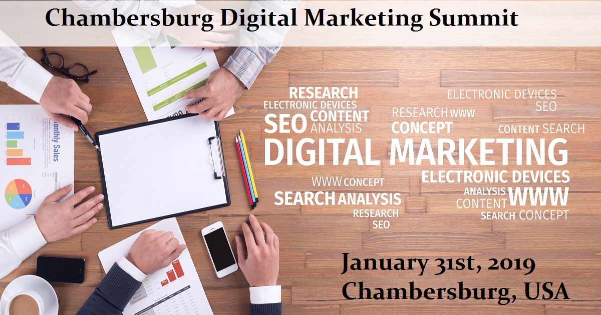 Chambersburg Digital Marketing Summit