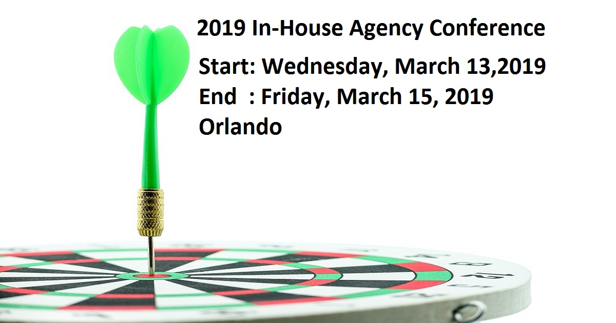 2019 In-House Agency Conference