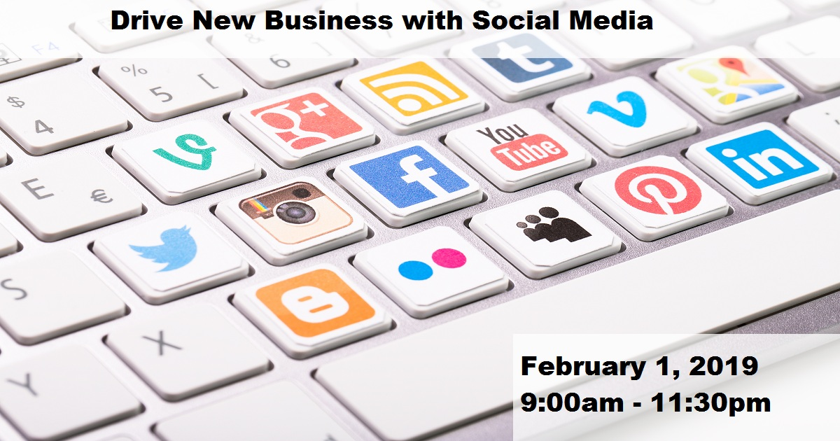 Drive New Business with Social Media