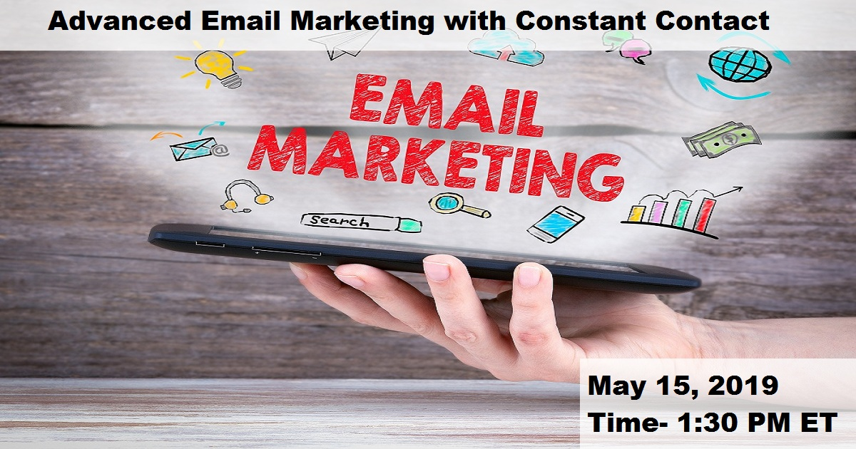 Advanced Email Marketing with Constant Contact