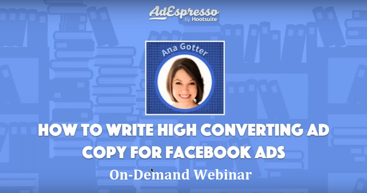 How To Write High Converting Ad Copy For Facebook Ads
