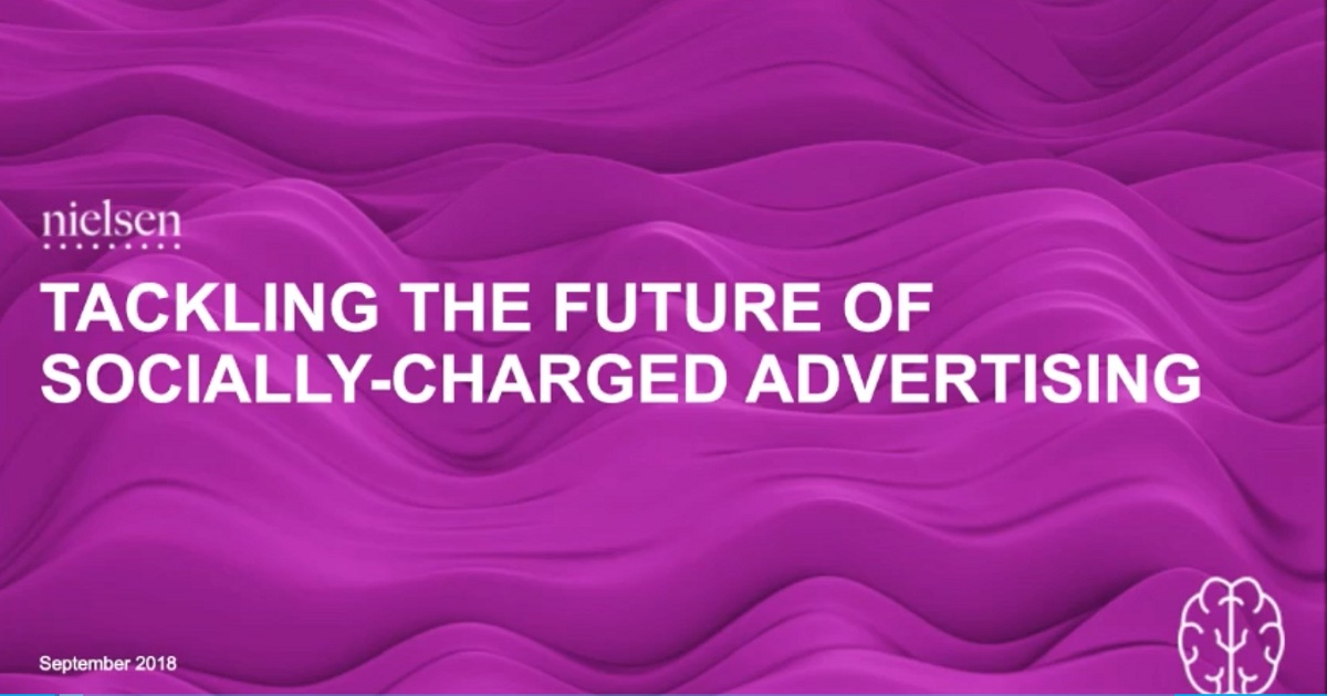 Tackling The Future Of Socially Charged Advertsing