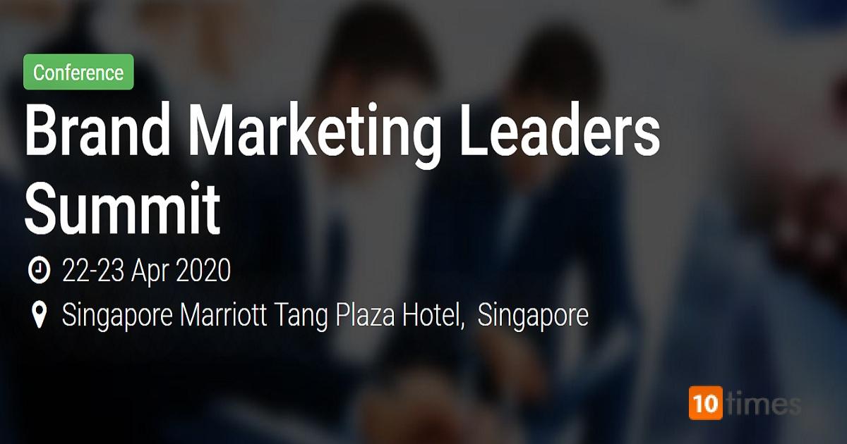 Brand Marketing Leaders Summit