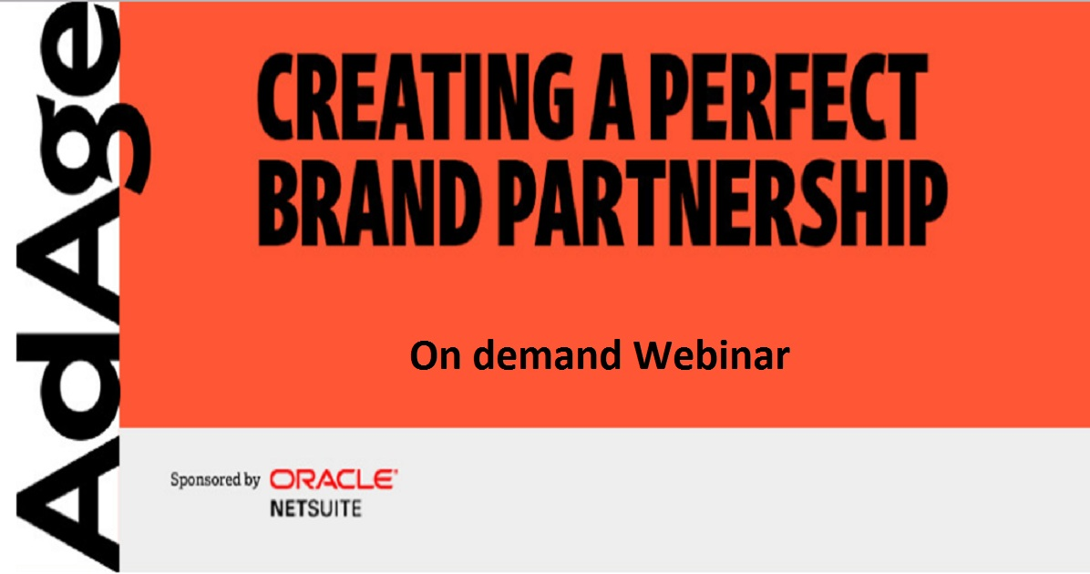 Creating a perfect brand partnership