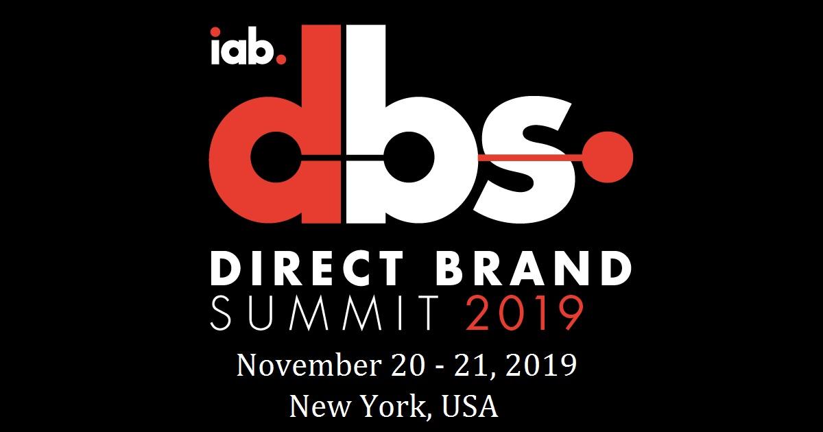 IAB Direct Brand Summit 2019