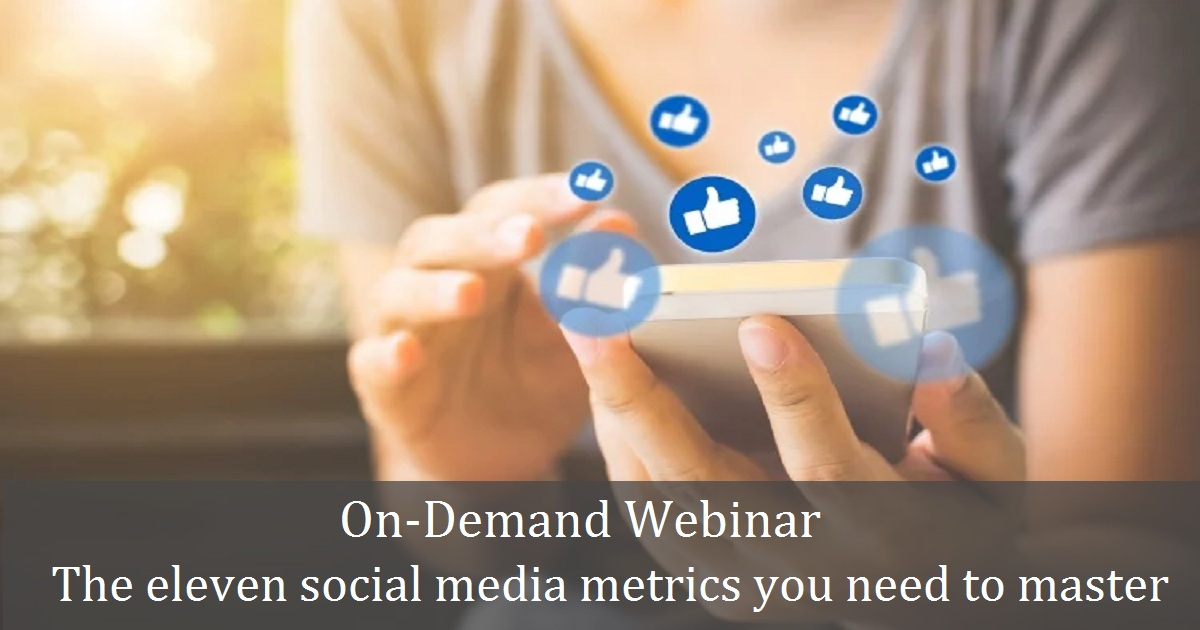 The eleven social media metrics you need to master