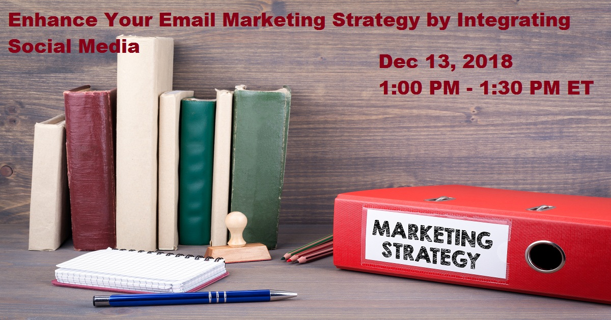 Enhance Your Email Marketing Strategy by Integrating Social Media