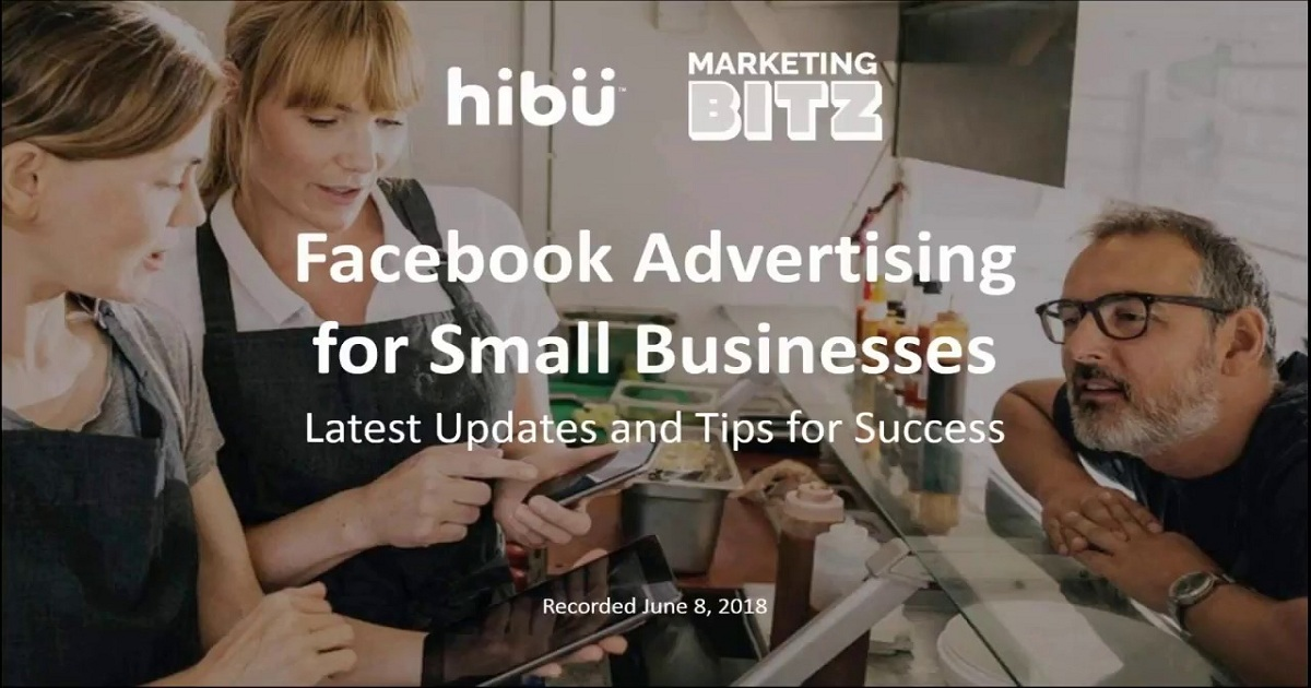 Facebook Advertising for Small Businesses