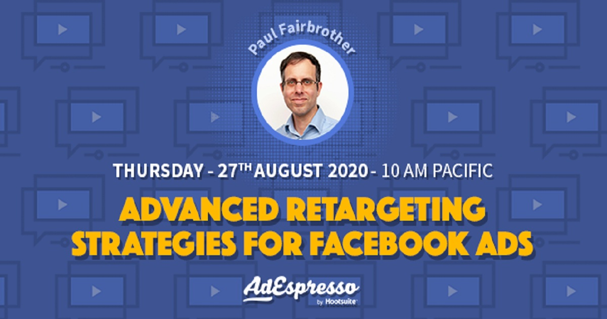 Advanced Retargeting Strategies For Facebook Ads