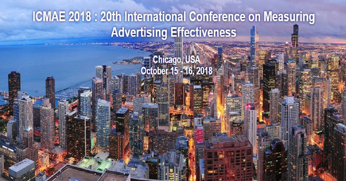 20th International Conference on Measuring Advertising Effectiveness