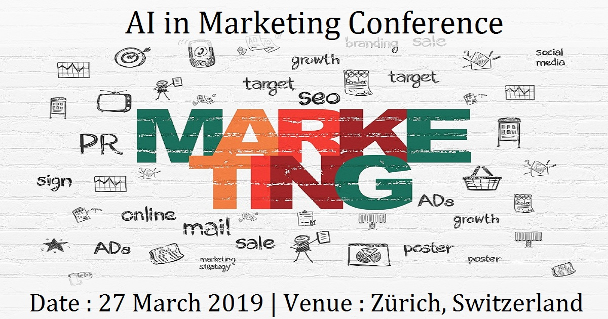 AI in Marketing Conference