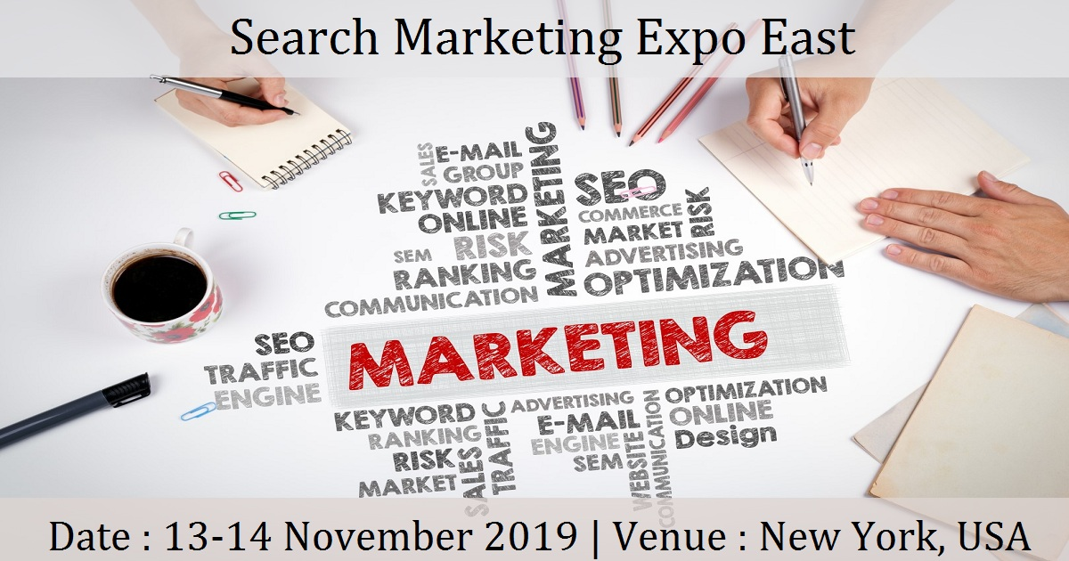 Search Marketing Expo East