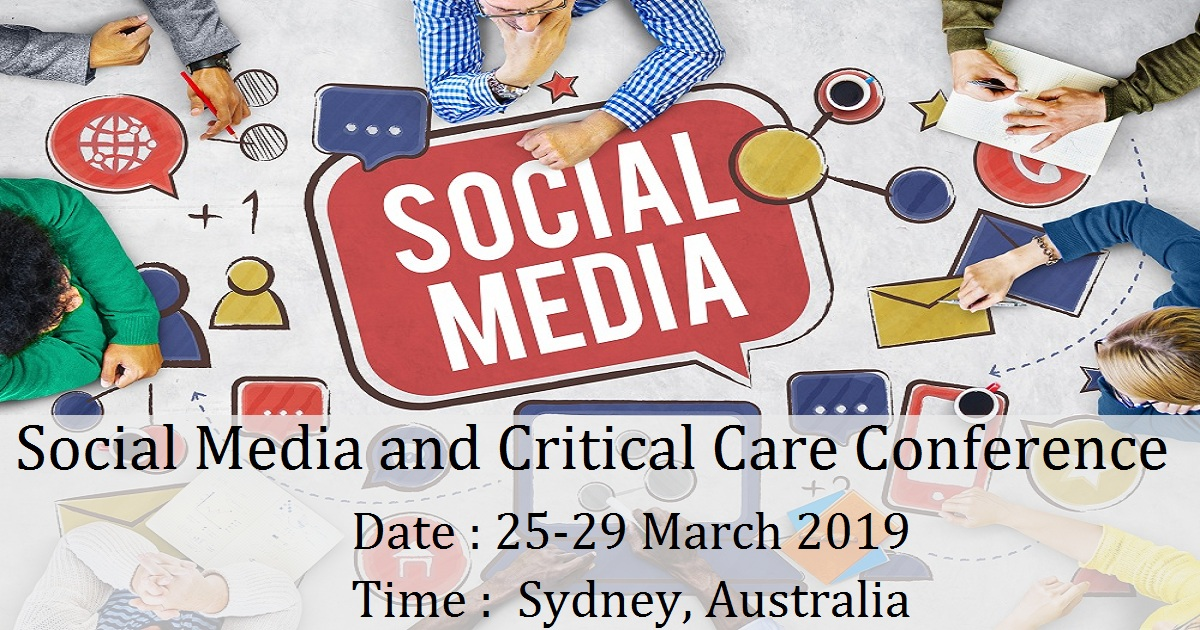 Social Media and Critical Care Conference