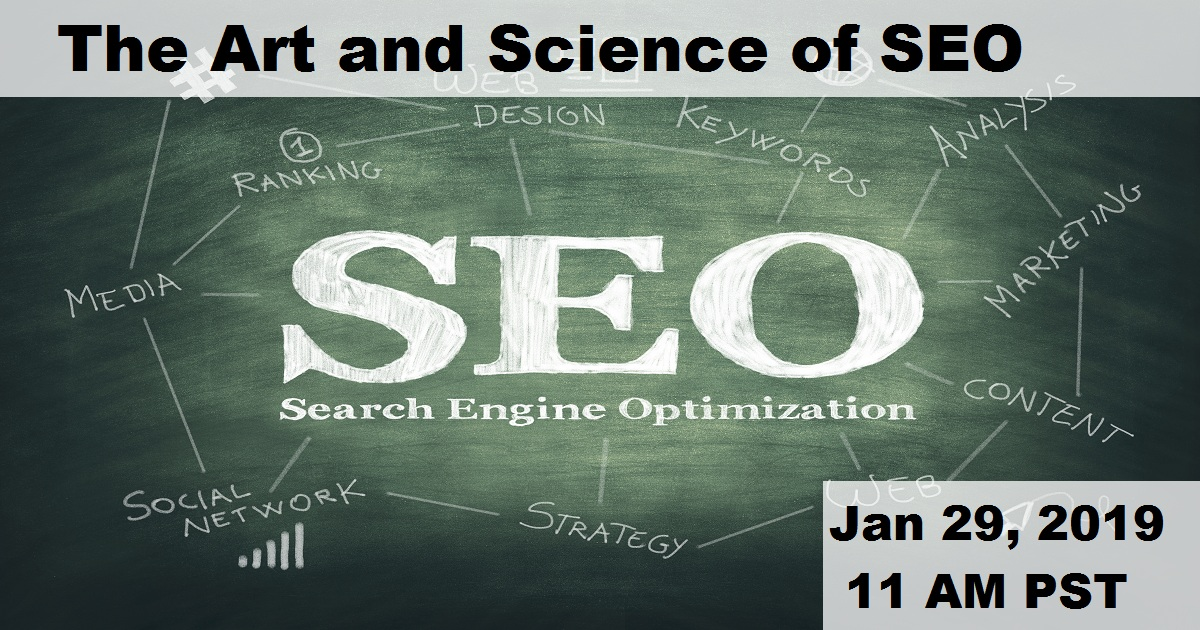 The Art and Science of SEO