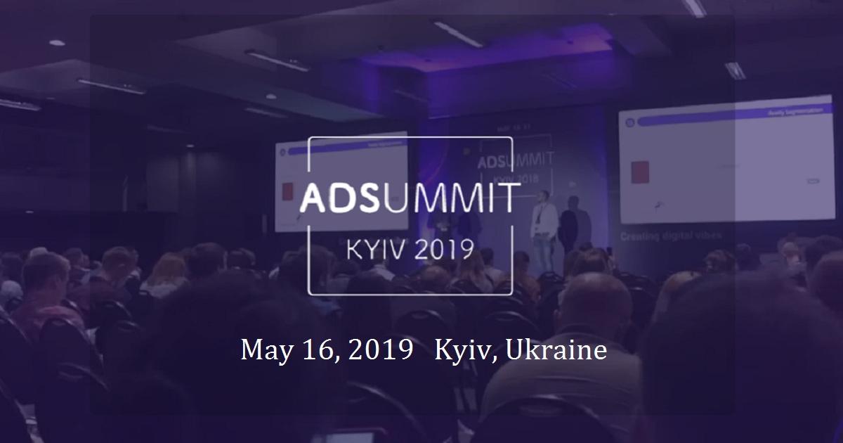 AD SUMMIT KYIV 2019