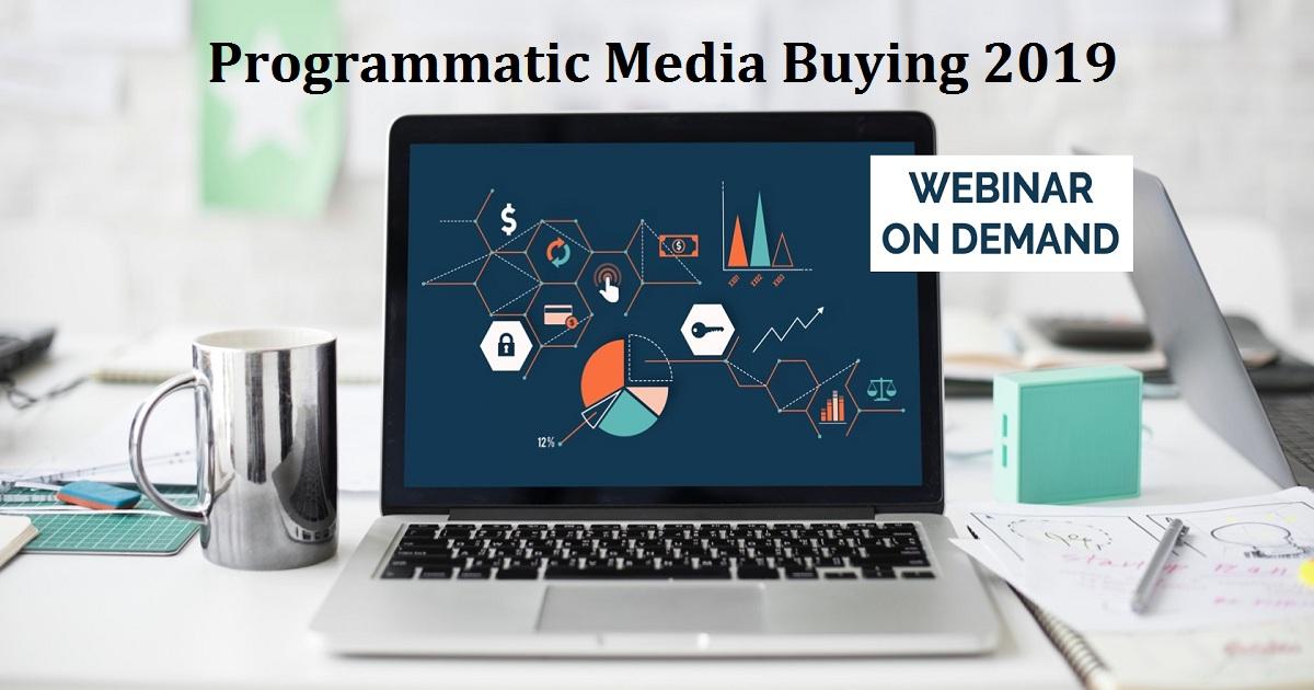 Programmatic Media Buying 2019