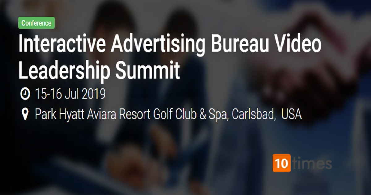 Interactive Advertising Bureau Video Leadership Summit