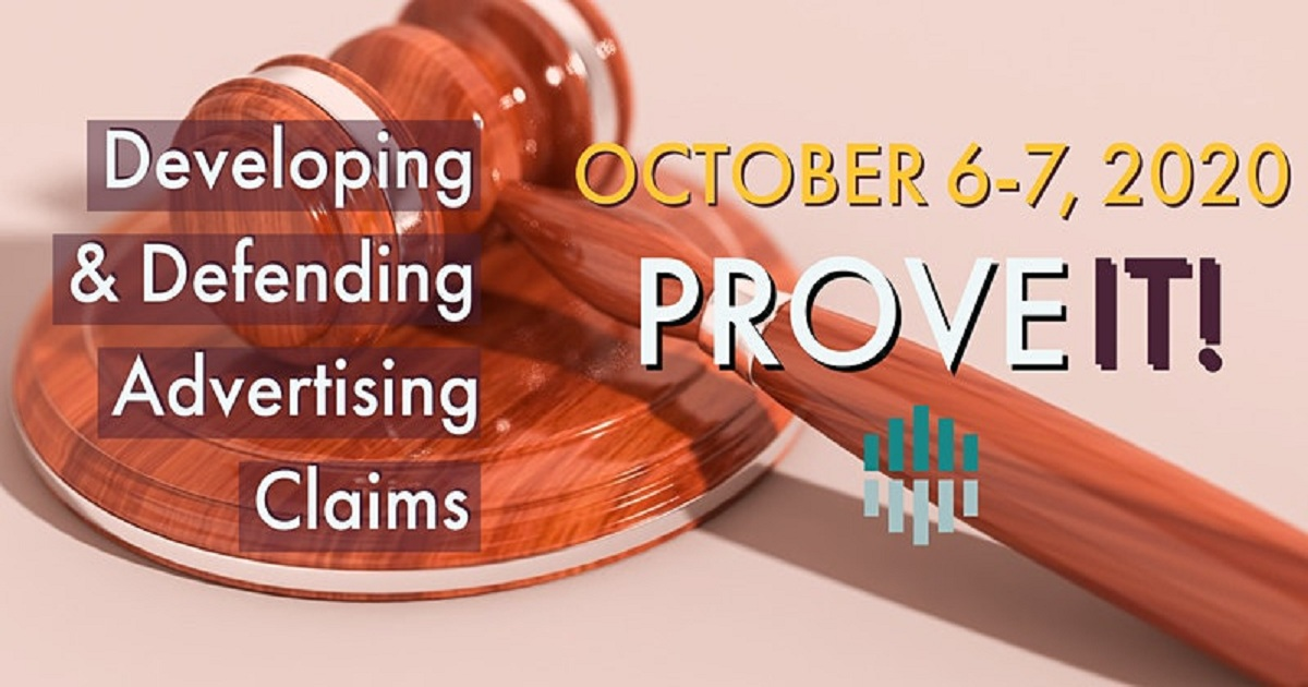 Developing & Defending Advertising Claims