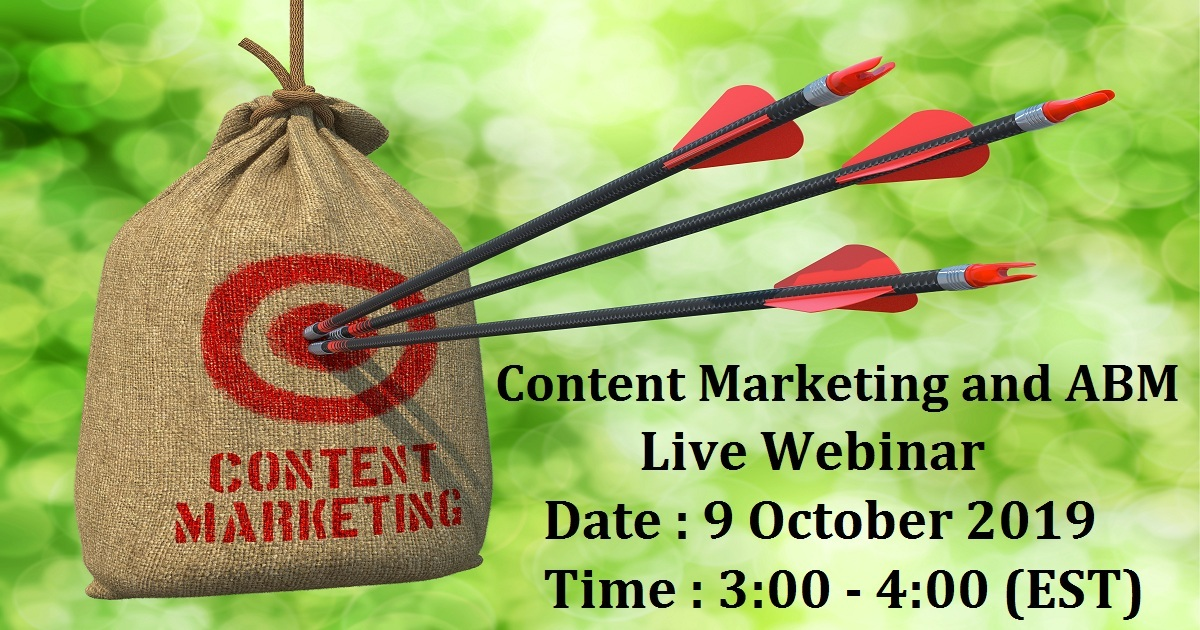 Content Marketing and ABM