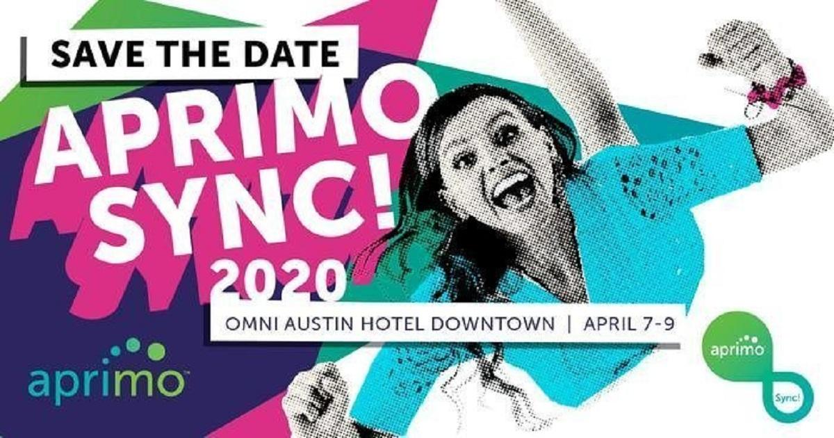 Aprimo Sync! 2020 (Global)