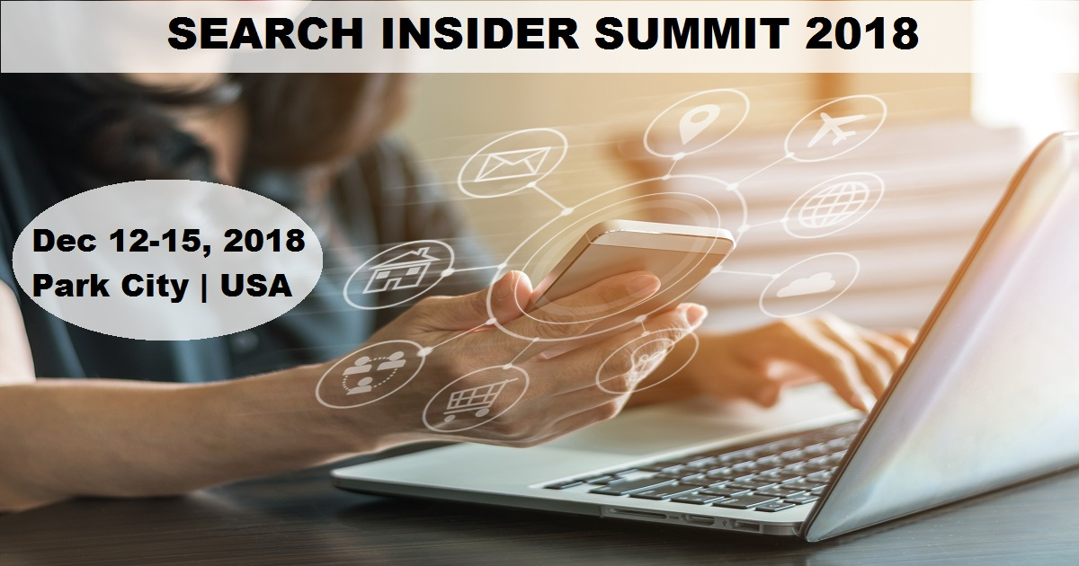 Search Insider Summit 2018