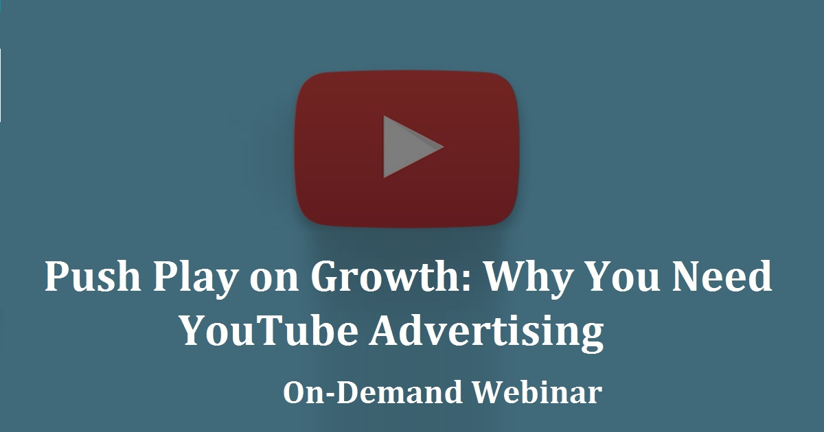Push Play on Growth: Why You Need YouTube Advertising