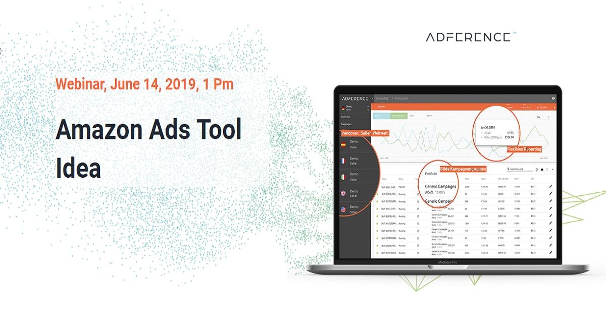Amazon Ads Tool Idea