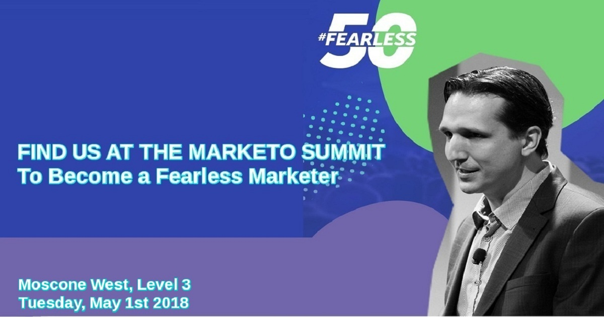 Marketo summit 2018