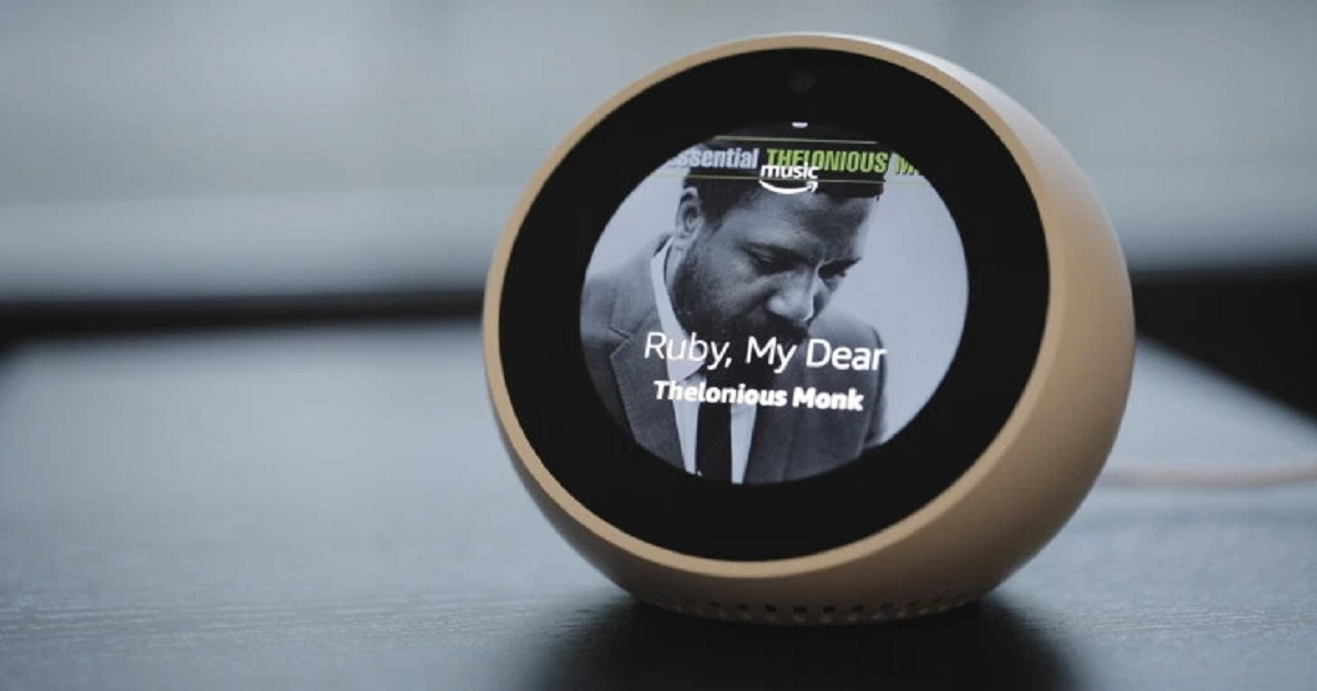 Amazon starts canceling free Echo Spot orders