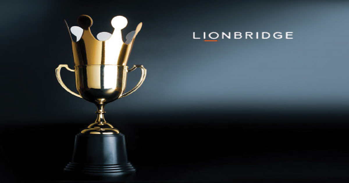 Lionbridge Wins Employee Engagement Award from The Conference Board