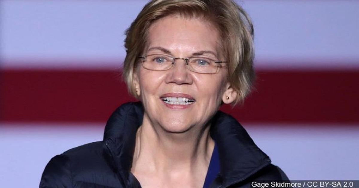 Warren escalates Facebook ad feud
