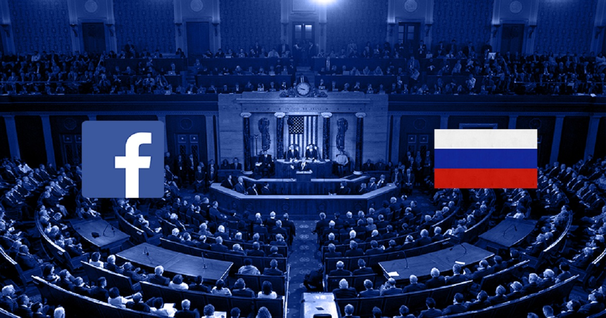 Congress Releases 3,000 Russian Ads Found on Facebook