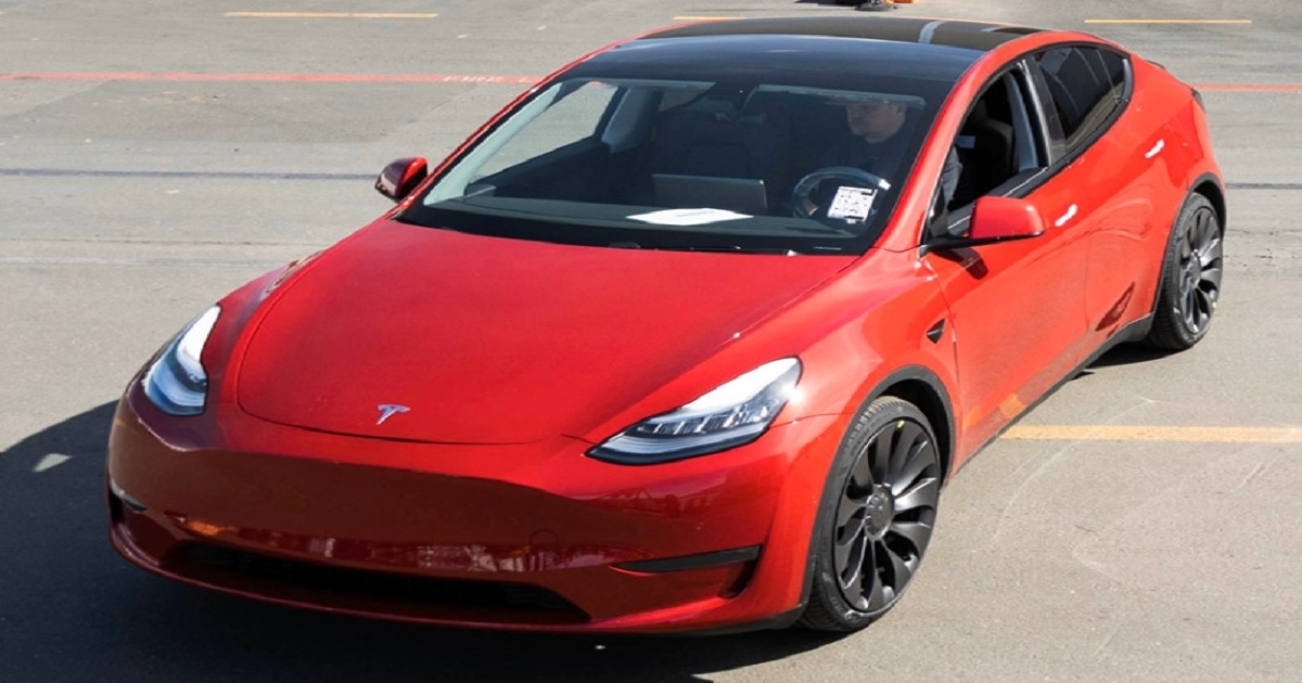 Tesla builds its one millionth vehicle