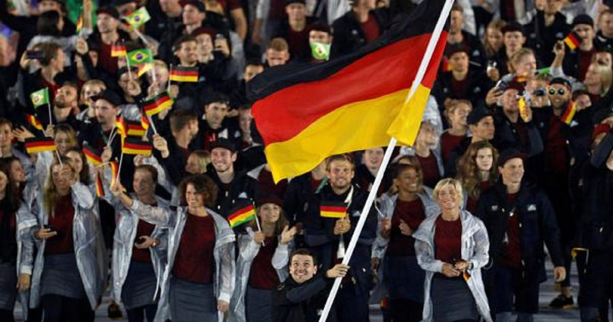 Olympics - German athletes earn more advertising rights during Games