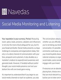 SOCIAL MEDIA MONITORING AND LISTENING