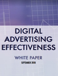 IAB-EUROPE DIGITAL AD EFFECTIVENESS WHITE PAPER