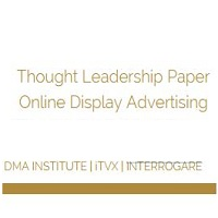 THOUGHT LEADERSHIP PAPER ONLINE DISPLAY ADVERTISING