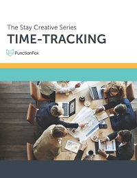 THE STAY CREATIVE SERIES: TIME - TRACKING